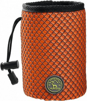 Hunter сумочка для лакомств Hilo Basic 24х13х10h, оранжевая