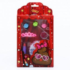Набор косметики для девочки «Кики»
