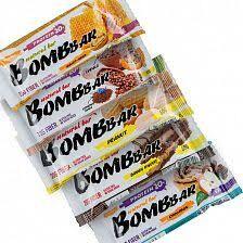 *ПП ешки* БомБ*Бар - вкусняшки для худеющих🍫  — Батончики протеиновые,кето,мюсли — Батончики, снэки