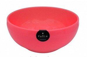 Салатник Фолио розовый 12см