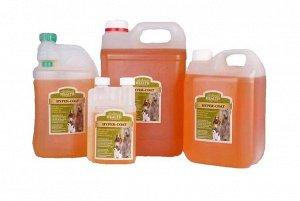 Animal Health Hyper Coat Натуральная добавка для кожи и шерсти (с маслом зародышей пшеницы) 1л
