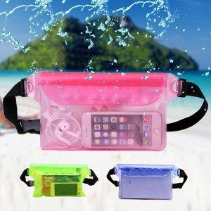 Аквасумка - водонепроницаемая сумка чехол для телефона