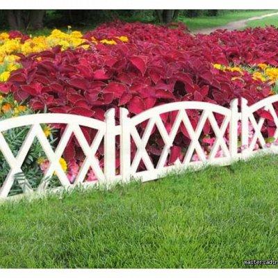 Ваш красивый сад - 🌹 Компостеры, заборы, дорожки Стоп 17.05 — Красивые клумбы! — Садовый декор
