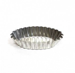 Форма для кексов овальная d103/78х53мм h25мм жесть