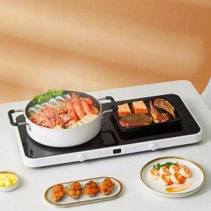 Двойная индукционная плита Xiaomi Mijia
