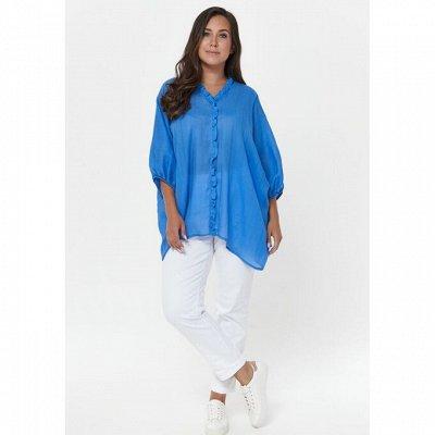 OLSI! Модная женская одежда Size+! От 48 до 70 р-ра — Блузки и рубашки