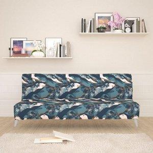 Чехол для дивана б/п Геометрический паттерн