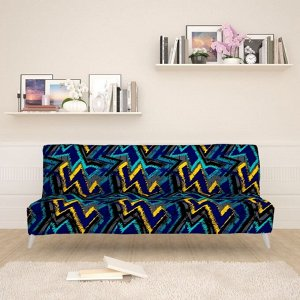 Чехол для дивана б/п Геометрический паттерн 3