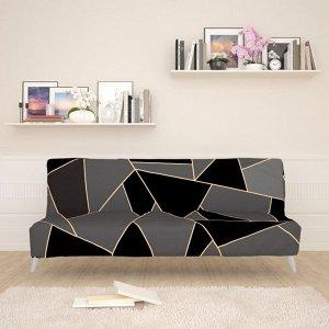 Чехол для дивана б/п Геометрический рисунок