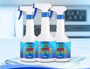 Многоцелевое чистящее средство «СУПЕР КЛИНЕР» 600 мл