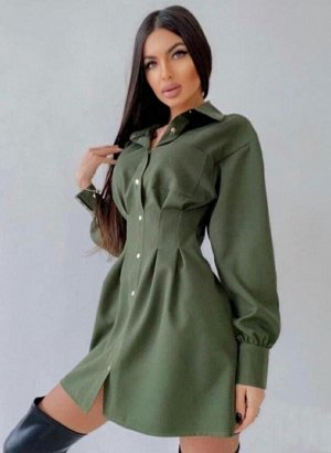 Платье материал: барби.