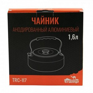 Чайник Tramp походный алюминиевый 1,6 л