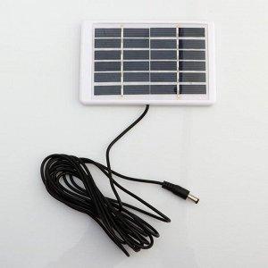 Фонарь кемпинговый 2 шт, 2 фонаря 10 Вт и 2 Вт, солнечная батарея