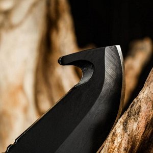 Нож охотничий шкуросъемный, клинок 9,5см