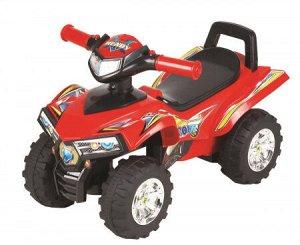 Автомобиль для катания детей (Толокар) 551 (красный)