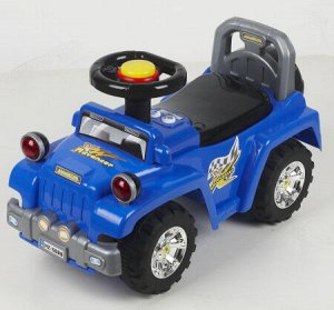 Автомобиль для катания детей (Толокар) 553 (синий)