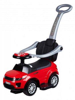 Автомобиль для катания детей (Толокар) 614W (красный)