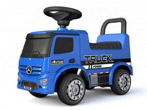 Автомобиль для катания детей (Толокар) 656 (синий)