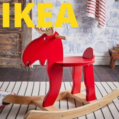 IKEA 547 Ничего лишнего. Новый год близко
