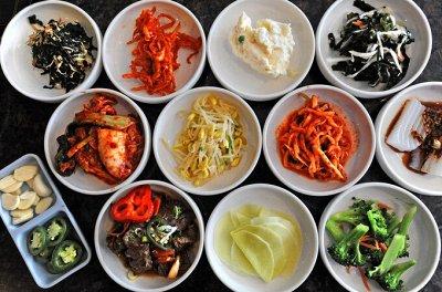 Мясные и молочные продукты, салаты. Соусы, консервы. Азия — Корейские салатики — Азия