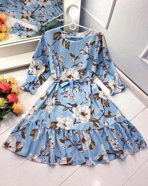 Платье длина 90см