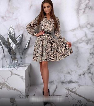 Платье ремень в комплекте