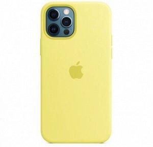 Силиконовый чехол IPHONE 12 PRO max. Цвет на выбор