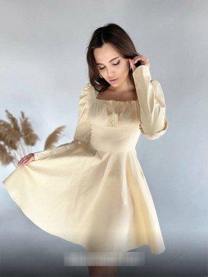 Костюм платье+сарафан