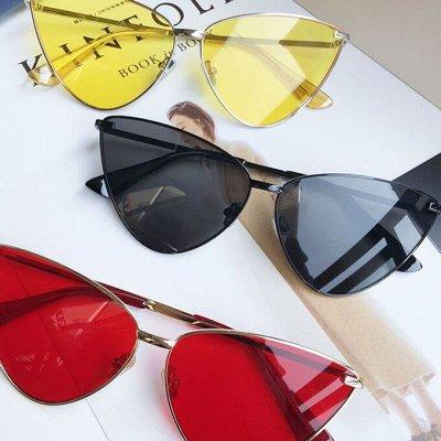 ღЖаркое летоღ#Стильная одежда по доступным ценамღ — Женские и мужские очки — Солнечные очки