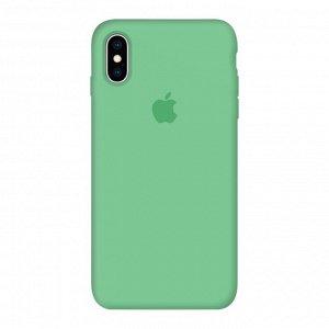 Силиконовый чехол IPHONE XR Цвет на выбор