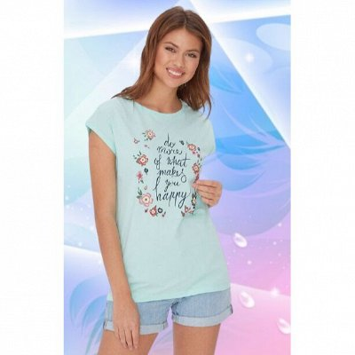 А*М! 👍 Новинки! Джинсы, футболки, шорты. Модно и доступно — Футболки, топы, блузки, юбки, платья — Футболки