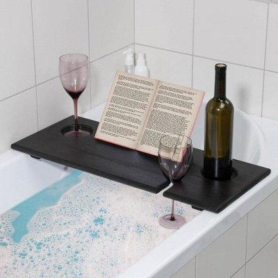 Красивая и удобная ванная: Мебель, смесители, аксессуары — Сиденья и решётки для ванной