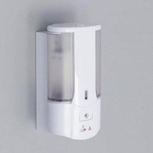 Диспенсер для антисептика/жидкого мыла сенсорный SAVANNA, 450 мл, пластик