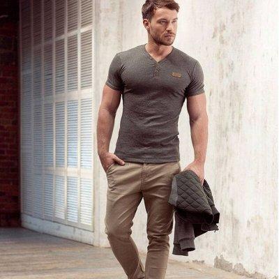 Пантелемон мужской взгляд на вещи! Акция на новинки — Мужские футболки. Акция — Футболки