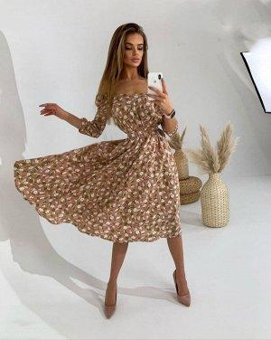 Платье ДЛИНА 100СМ