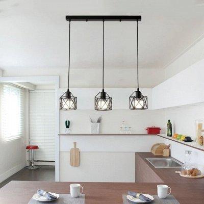 Бытовые электротовары по оптовым ценам — Подвесные светильники