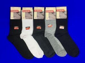Байвей носки мужские сетка лен с крапивой