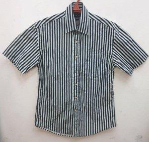 Рубашка мужская полоски