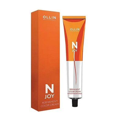 #OLLIN PROFESSIONAL - Акция -30% + Новая линейка — N-joy — перманентная крем-краска для волос — Краски