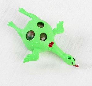 Мялка «Курочка», с гидрогелем, цвета МИКС