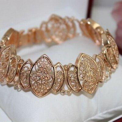 Дубайское золото-красивая бижутерия. Распродажа — Распродажа