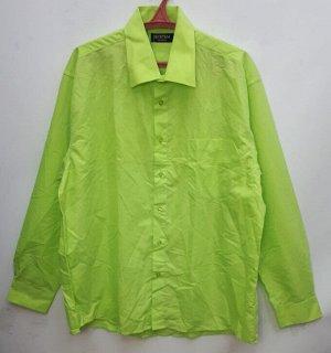 Рубашка мужская зелёная