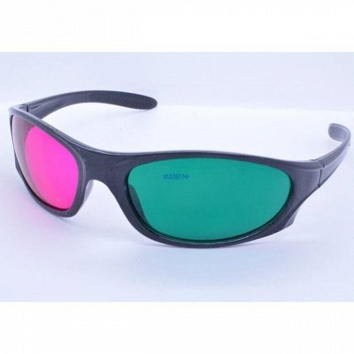 Оптика, антифары, очки (с диоптриями), 3D, компьютерные — Очки. 3D