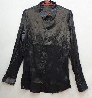 Рубашка мужская серый