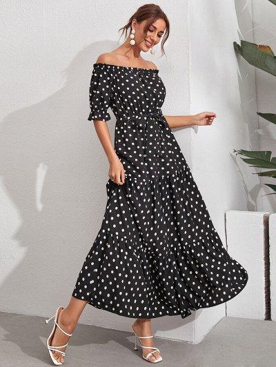 Shein — модные тренды 2021 — Платья Casual style