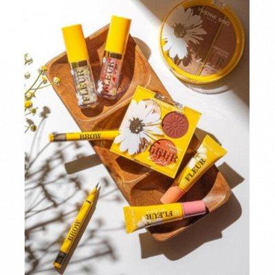 Vivienne Sabo. Будь нежной и яркой — Летняя коллекция Fleur du soleil — Цветок солнца — Декоративная косметика