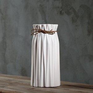 Ваза Керамическая ваза для цветов. 9*24см