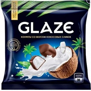 Конфета «Глэйс» со вкусом кокосовых сливок (упаковка 0,5 кг)