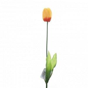Искусственное растение Оранжевый Тюльпан (61 см)