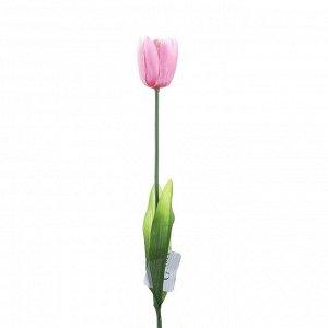 Искусственное растение Розовый Тюльпан (61 см)